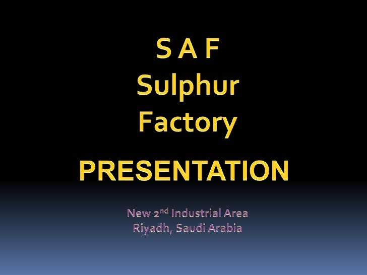 A member of SAF group of Companies