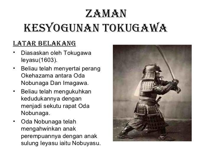 Presentation tokugawa ieyasu Slide 3