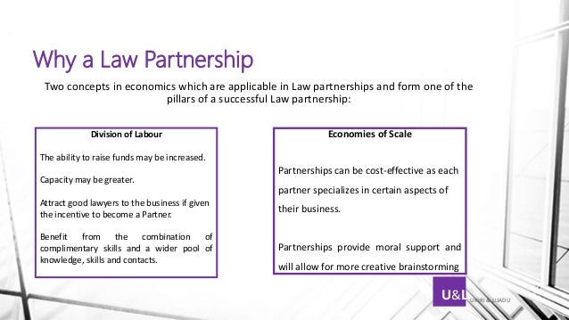 Law Firm Partnership: Models, Fears/Challenges and Solutions