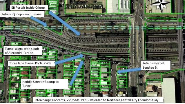 Performance  Criteria  Reference Project Flyover Hoddle EB Ramp under Hoddle Bridge  Scope Declared Project defines projec...