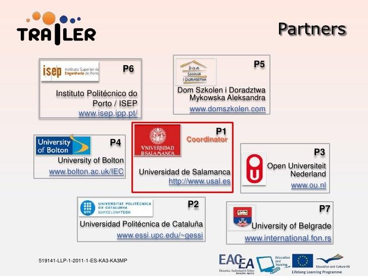 Partners                              P6                                  P5                                             D...