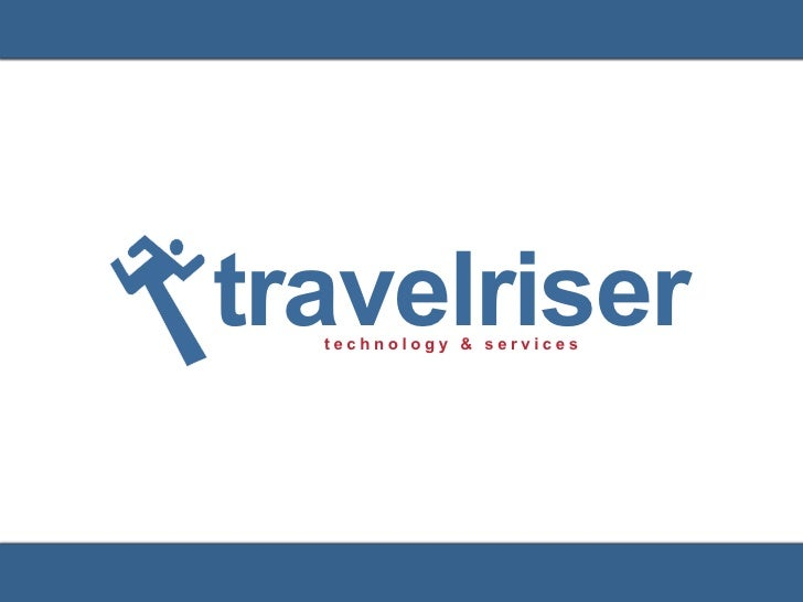 travelriser  technology & services
