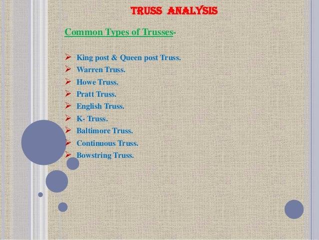 king post truss pdf free