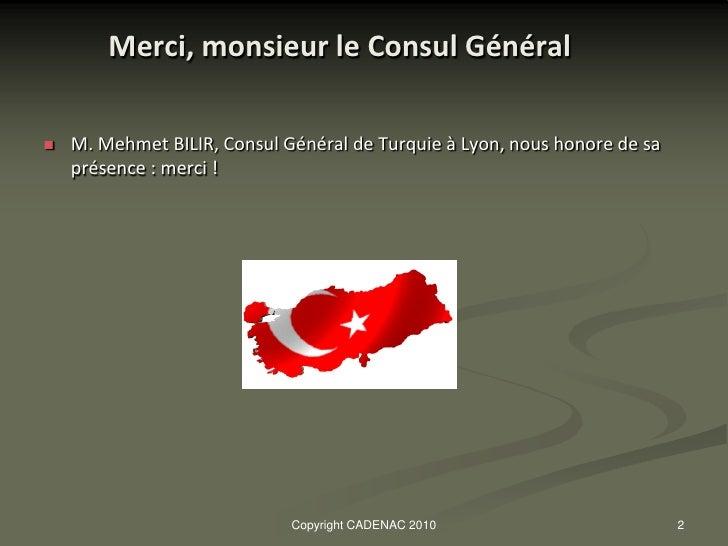 Presentation_Marché TURC_déc.2010_1°partie Slide 2