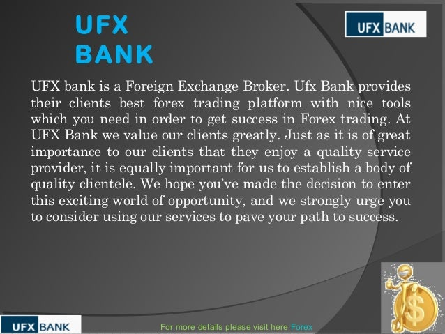 Broker banks forex pdf