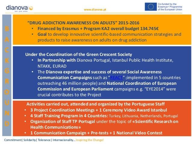 Presentation unodc cnd side_event_dawa_portugal_dianova 2017 Slide 3