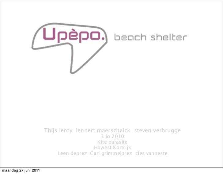 Thijs leroy lennert maerschalck steven verbrugge                                            3 io 2010                     ...