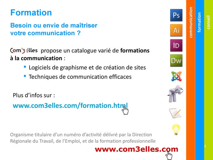 Agence de communication Toulouse Slide 3