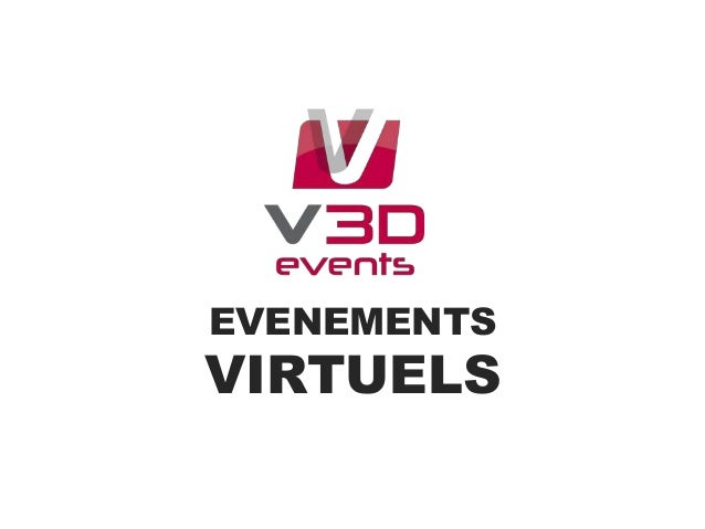 EVENEMENTS VIRTUELS