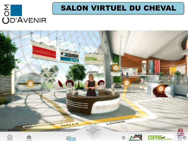 marketing 3 0 les v nements virtuels by v3d events
