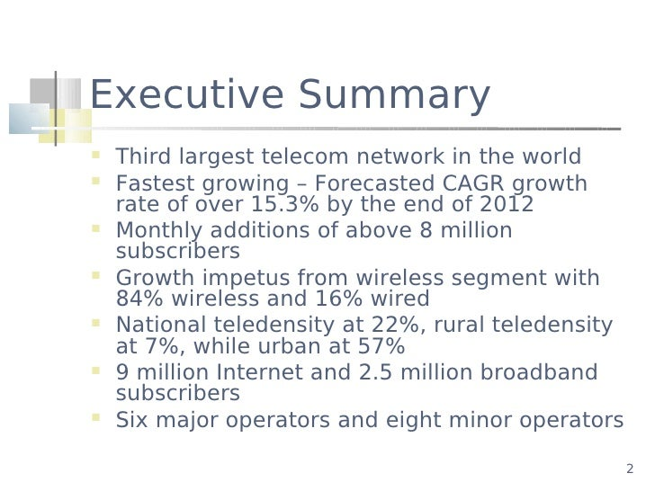 the indian telecom industry Indian telecom industry underwent a high pace of market liberalisation and  growth since the 1990s and now has become the world's most competitive and  one.