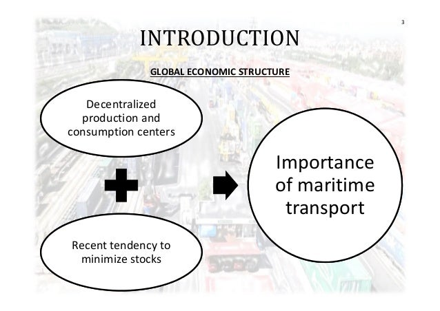How should the sustainability of the location of dry ports be measured?  Slide 3
