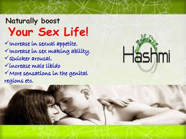 How to increase your sexual health naturally