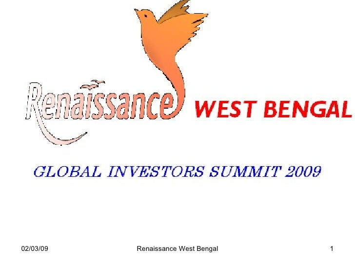 02/03/09 Renaissance West Bengal
