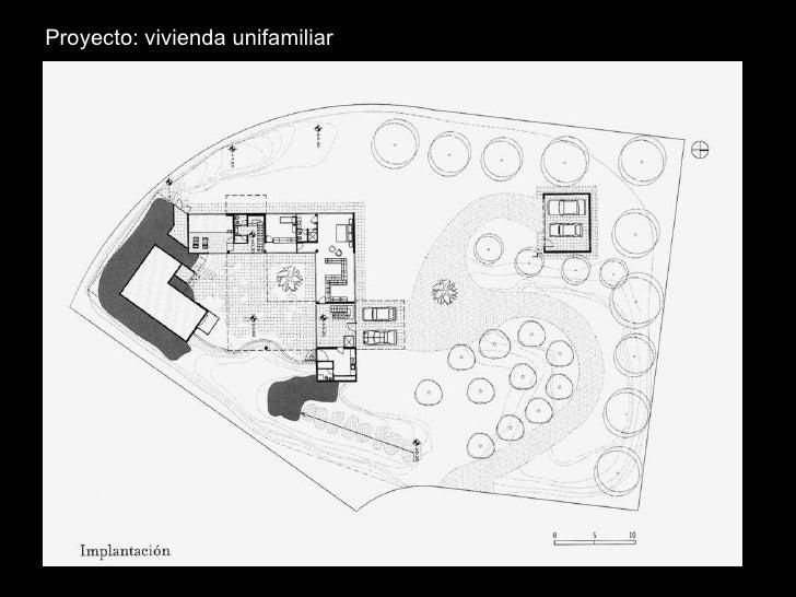 Proyecto: vivienda unifamiliar