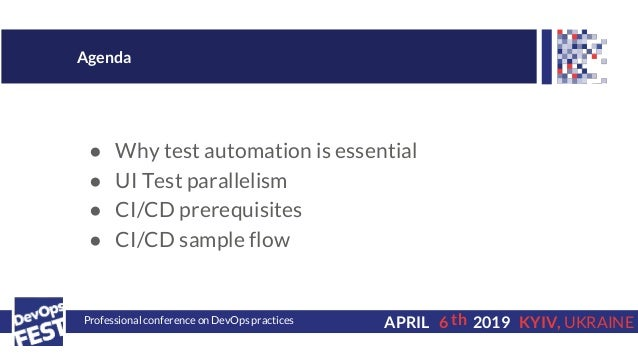 DevOps Fest 2019. Володимир Кімак. Mobile CI/CD. Cross-platform app approach Slide 3