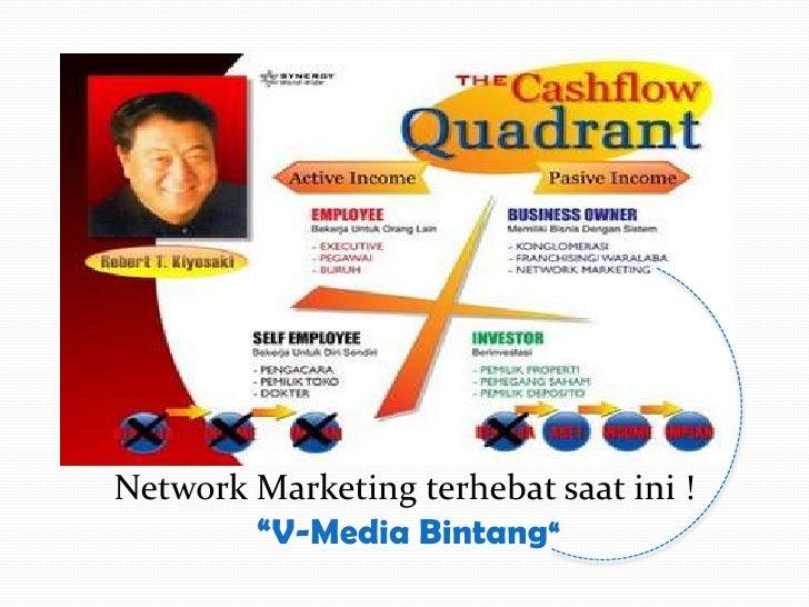 "Network Marketing terhebat saat ini !        ""V-Media Bintang"""