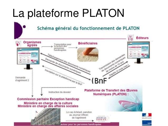 La plateforme PLATON