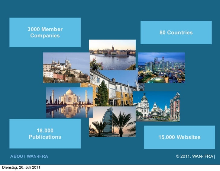 3000 Member                               80 Countries                Companies                  18.000                Pub...