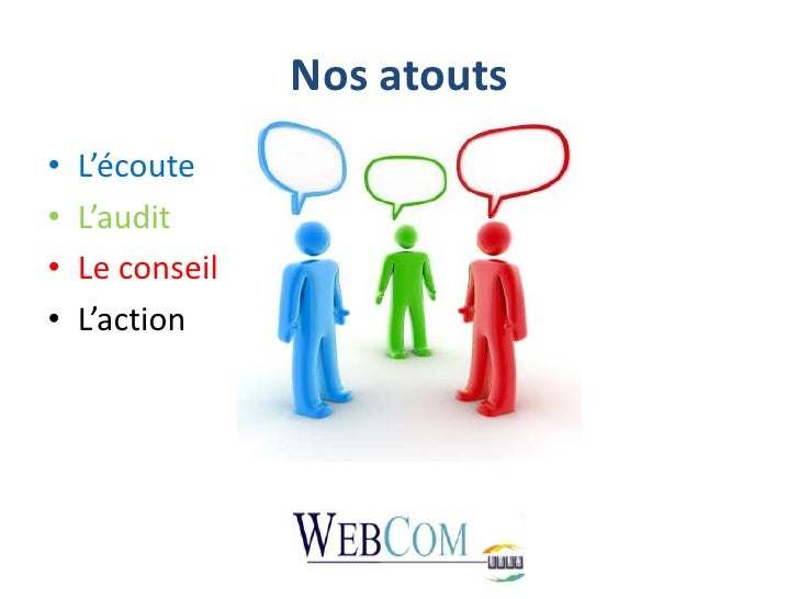 Presentation Webcom Slide 2
