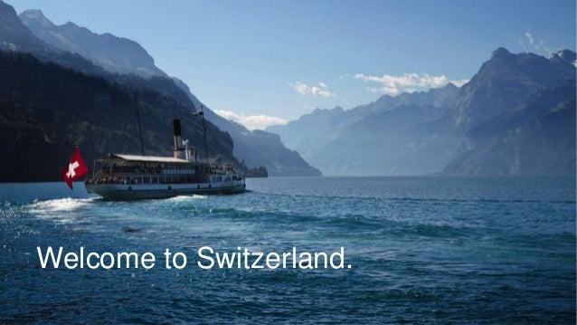 Switzerland Convention & Incentive Bureau  - MICE Presentation Slide 2
