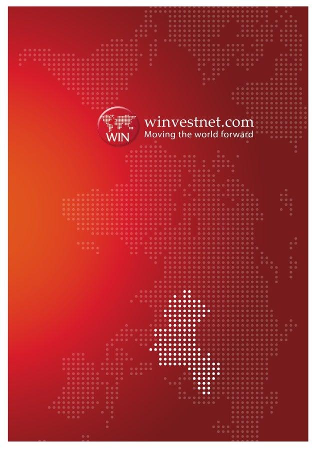 A PROPOS DE WINVESTNET: Winvestnet est une plate-forme de networking commercial et financier. Grace à son processus simple...