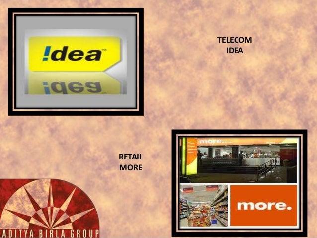 TELECOM IDEA  RETAIL MORE