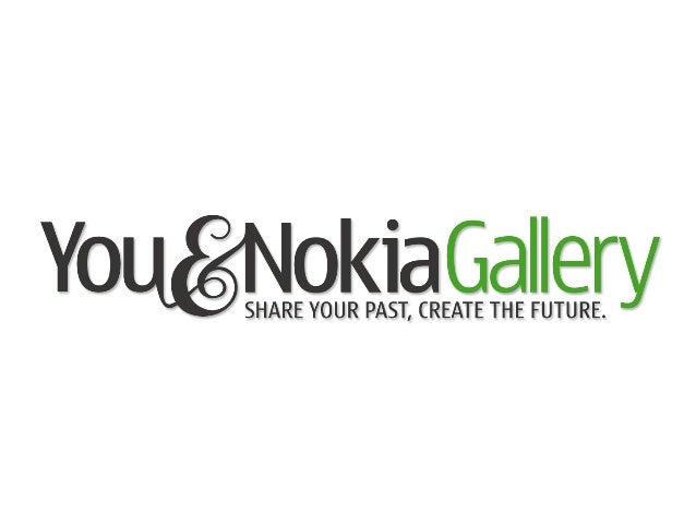 A metà del 2010, Nokia chiede a Wunderman, global partner per la comunicazione digitale del brand finlandese, di sviluppar...