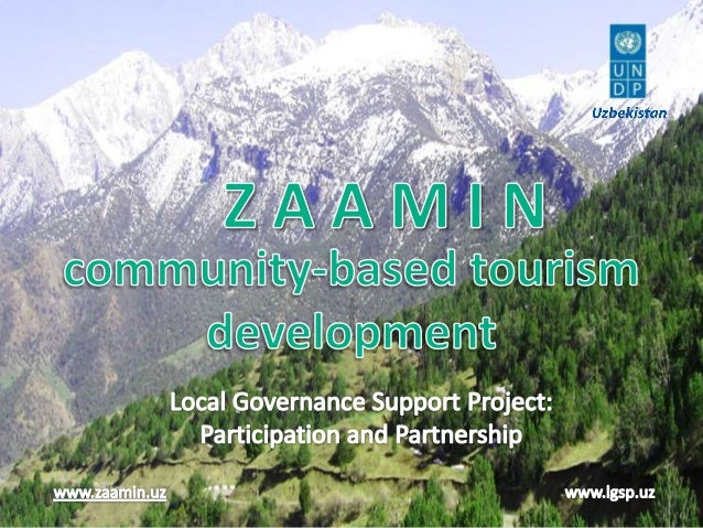 About Zaamin   Located in the mountain area of Djizak region   Altitude: 2500 meters above the sea level   Population: ...