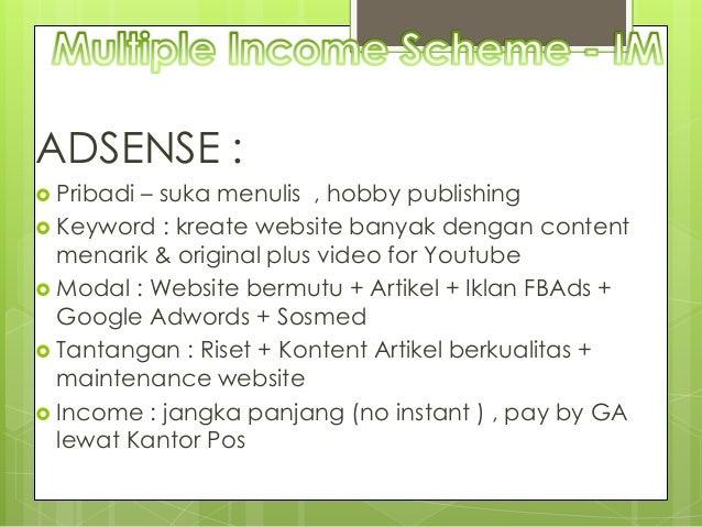 Cara Bisnis Online Website