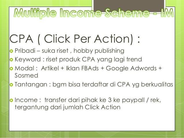 Cara Memulai Bisnis Online Internet Marketing