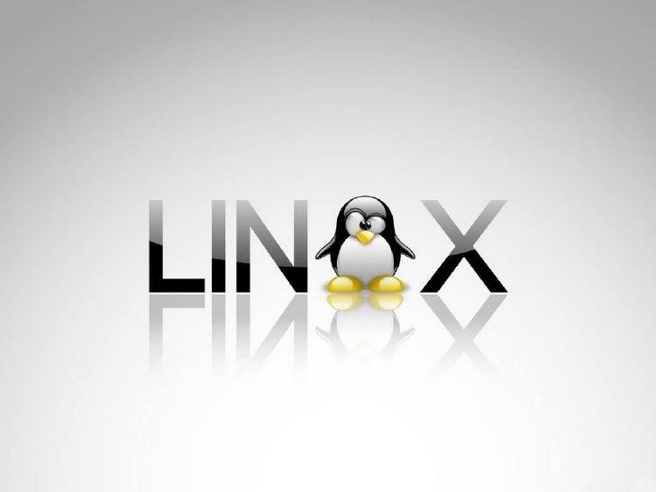 Caratteristiche principali del SO GNU/                 Linux•   Multitasking•   Multi - processo•   Multiutente•   Sistema...