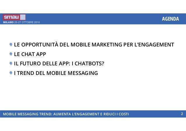 Mobile Messaging Trend Slide 2