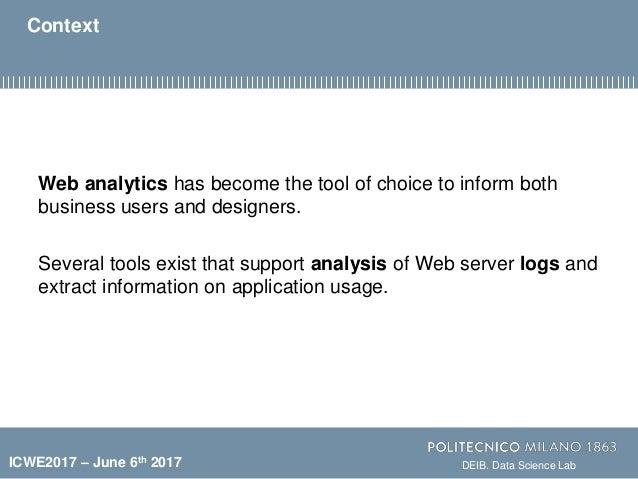 A Big Data Analysis Framework for Model-Based Web User Behavior Analytics Slide 2