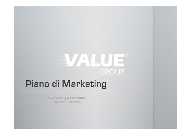 Piano di Marketing per Tour Operator