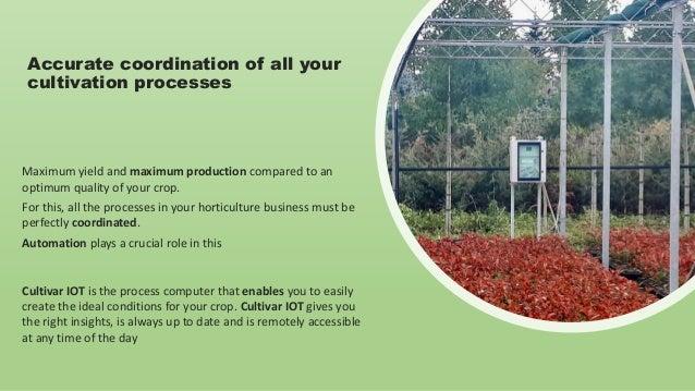 Emtrica IT Solutions | Cultivar IOT Slide 2
