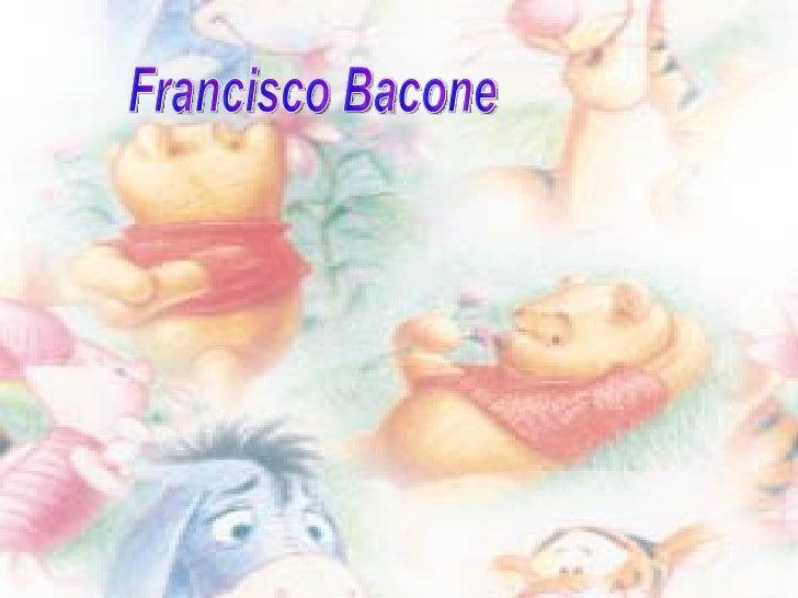 Francisco Bacone