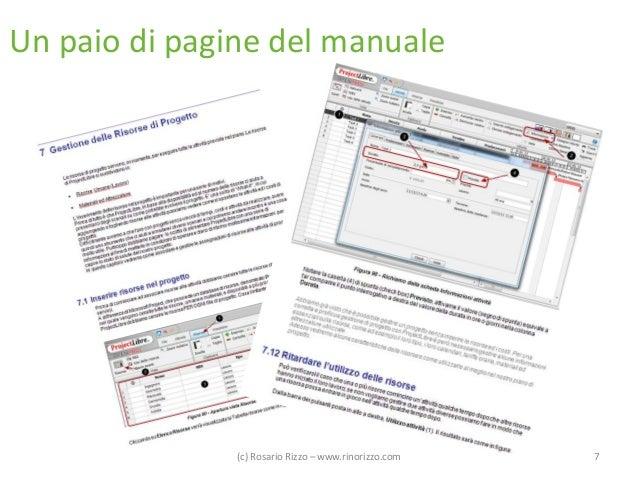 Un paio di pagine del manuale  (c) Rosario Rizzo – www.rinorizzo.com  7