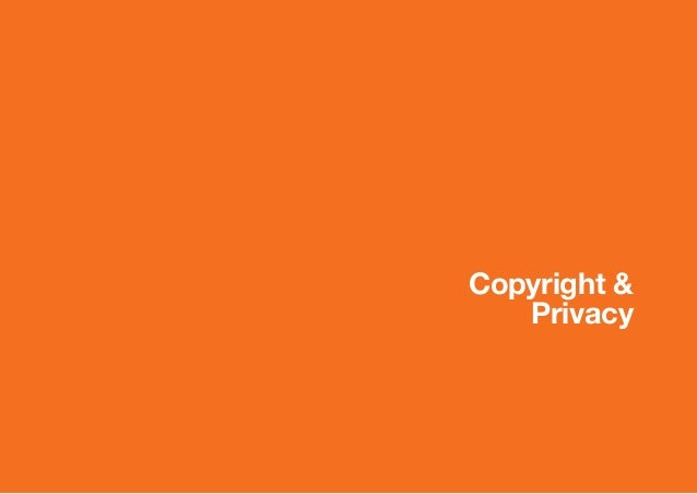 Copyright & Privacy