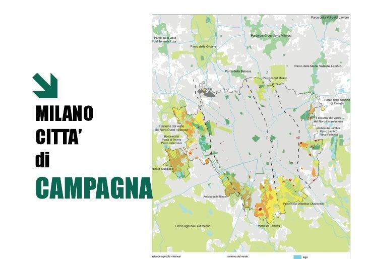AMBITO VALLIVO! del TICINELLO        REALIZZARE                       il PARCO agricolo                   !   del         ...