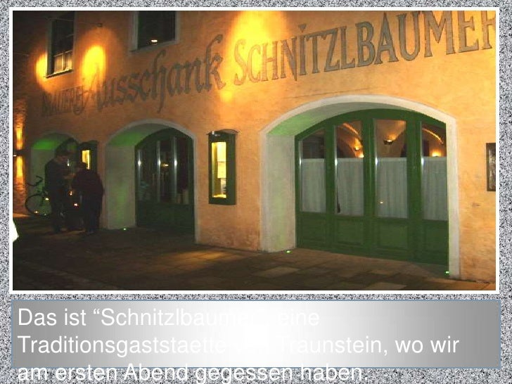 Presentazione Traunstein Slide 2