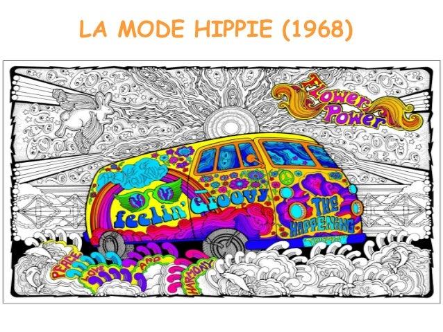 LA MODE HIPPIE (1968)