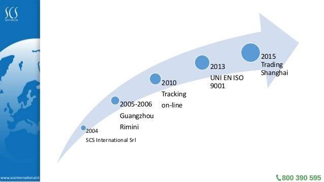 Presentazione SCS Venturini Srl Slide 3