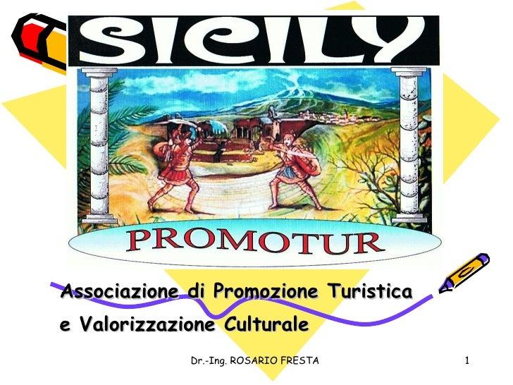 Associazione di Promozione Turistica e Valorizzazione Culturale
