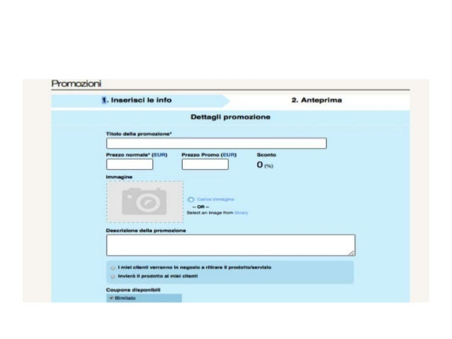 Tuitt mobi screenshot del sito mobile per promozioni coupon for Sito mobili
