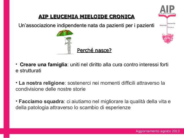 AIP LEUCEMIA MIELOIDE CRONICA Slide 2
