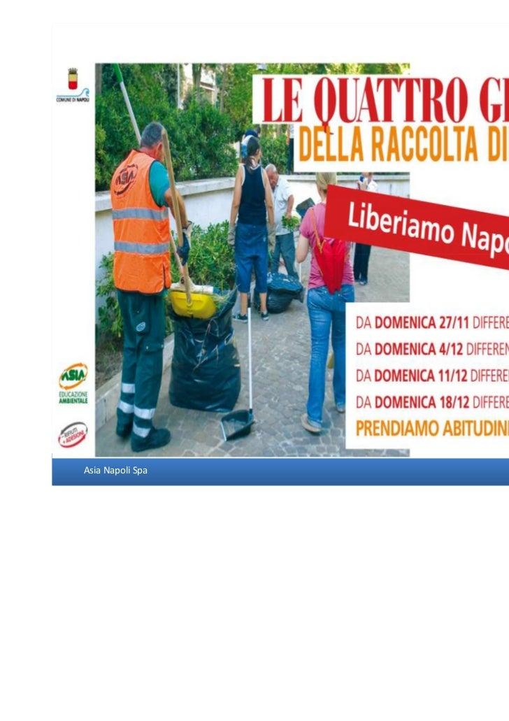 Asia Napoli Spa   22 novembre 2011