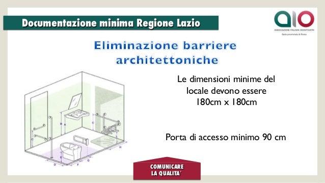 Dimensioni bagno per disabili dimensioni minime vasca da - Dimensione minima bagno ...