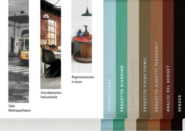 Presentazione progetto interior design di nannelli marco for Riviste di interior design
