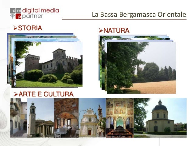 Comunicazione turistica per un territorio in provincia di Bergamo Slide 2